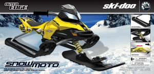Снегокат Snow Moto Ski Doo Yellow DT (35080)