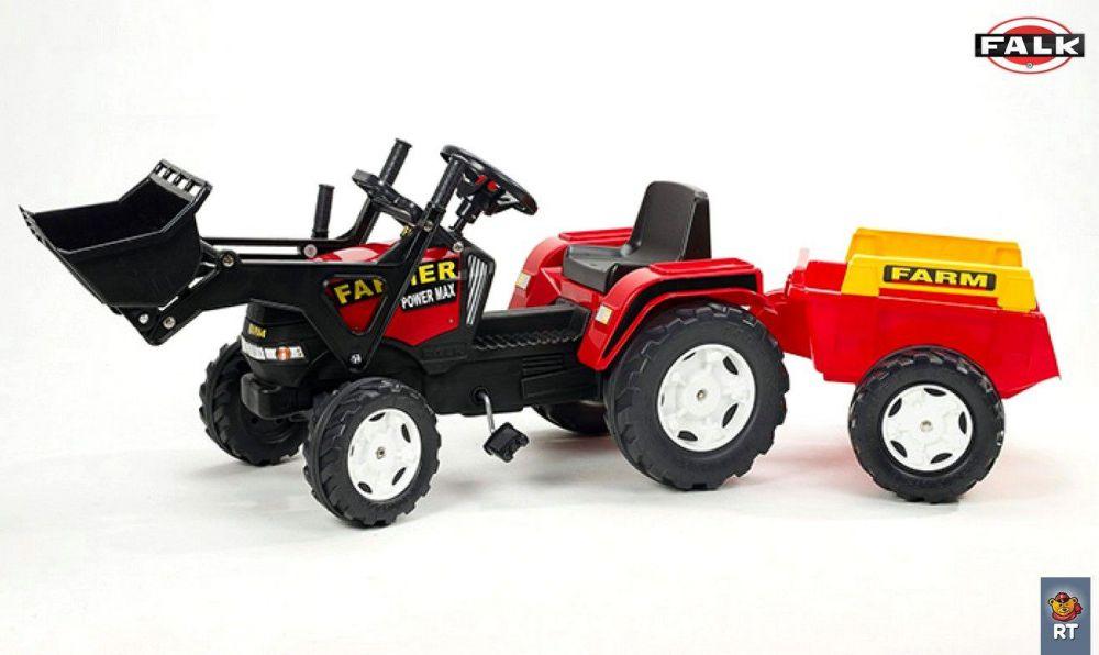 Трактор - Детский транспорт - OLX.ua