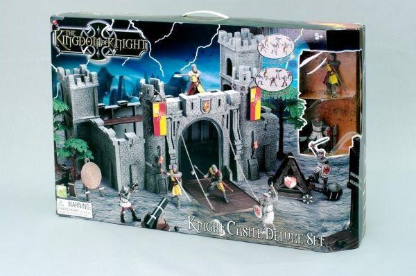 Замок рыцарей своими руками