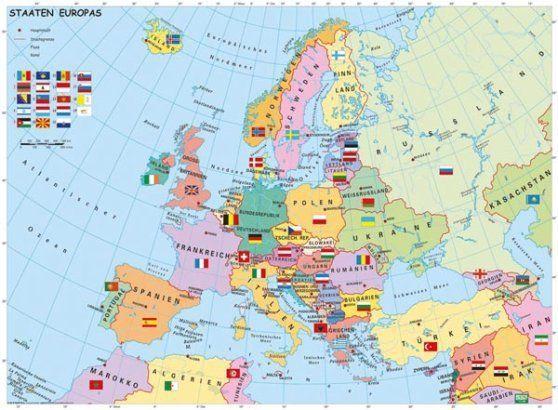 Pazl Politicheskaya Karta Evropy Ravensburger Internet Magazin
