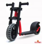 Самокат Y-BIKE Y Kicker Red YKICK2